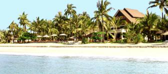 ミャンマーのビーチ