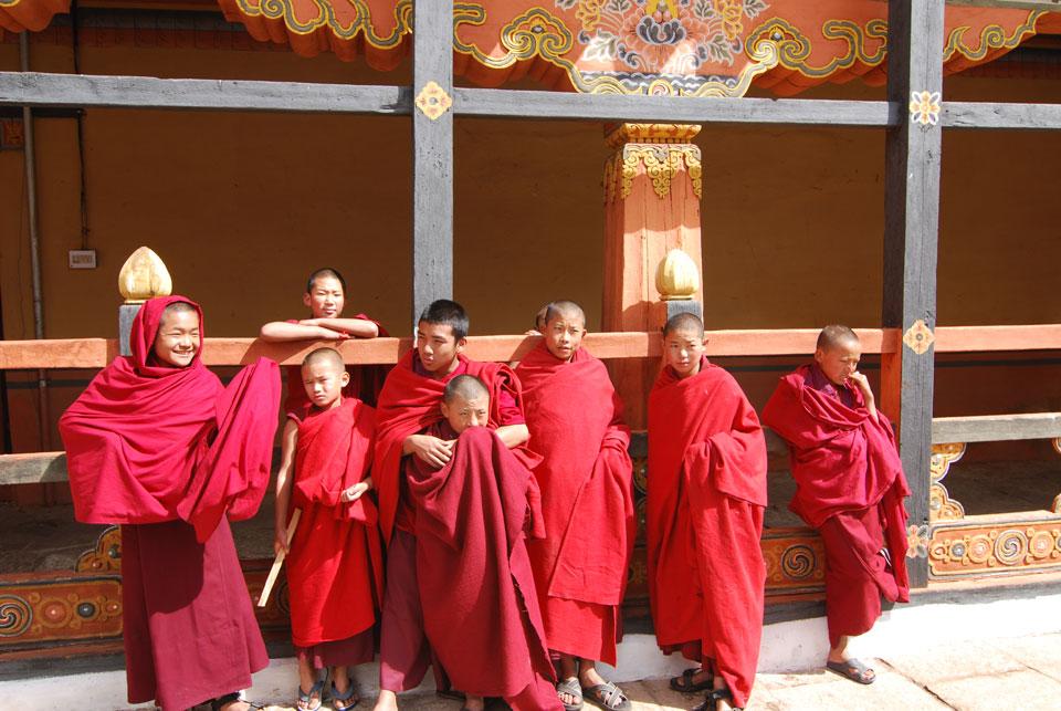 神秘の国ブータン