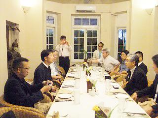 関東経済産業局様ミャンマー視察