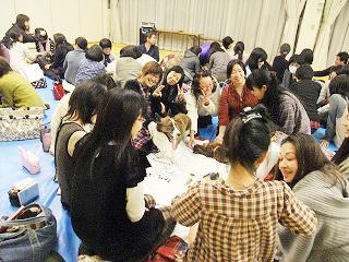 JHAS(日本ホリステイックアロマセラピー協会)研修会