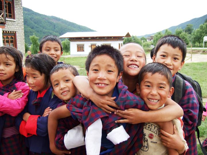 神秘の国ブータンで民家を訪れよう しあわせの国ブータン