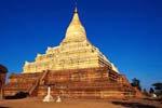 シュエサンドーパゴダ Shwesandaw Pagoda