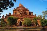 スラマニ寺院 Sulamani Temple
