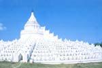 シンピューメェ Hsinbyume or Myatheindan Pagoda