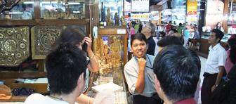 ミャンマー 旅のアドバイス