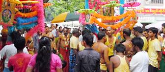 ミャンマーのお祭り紹介