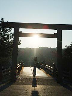 静岡県ニュービジネス協議会東部部会・伊勢神宮早朝参り