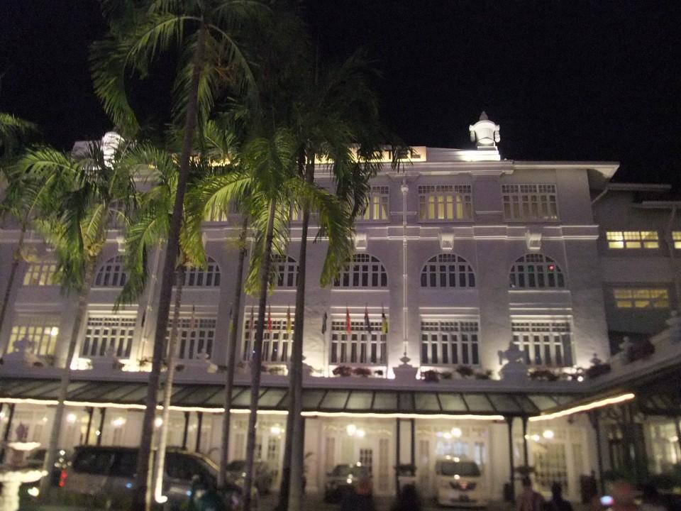 ペナン島・ホテル
