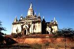 シュエグーヂー寺院 Shwegugyi Temple