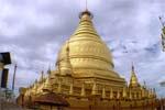 タンチータウンパゴダ Tantkyi Taung Pagoda