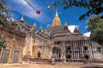 アーナンダ寺院 Arnandar Temple