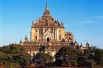 タビィニュ寺院 Thatbyinnyu Temple