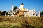 シュエインデインパゴダ Shweindein Pagoda