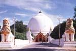 カウンムードーパゴダ Kaunghmudaw Pagoda
