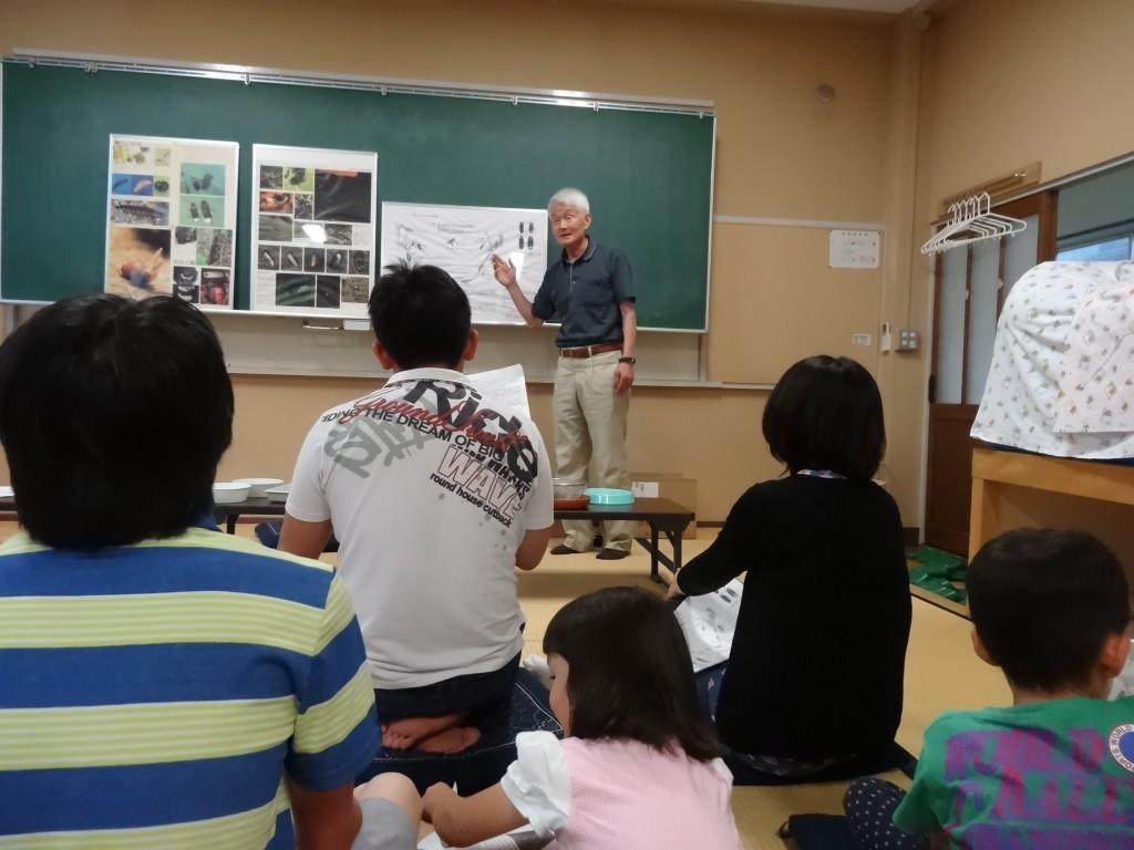 ホタル教室2