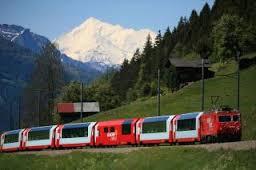 スイス氷河鉄道