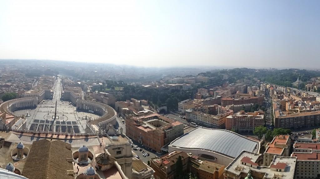 サンピエドロからの眺望
