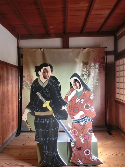 姫路城-5(顔ぬき)