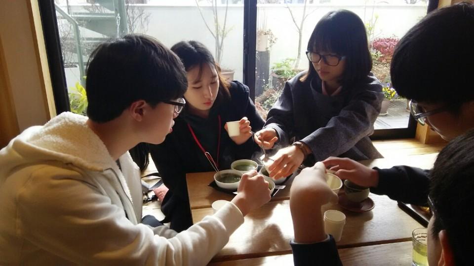 韓国 サイエンス交流事業-2