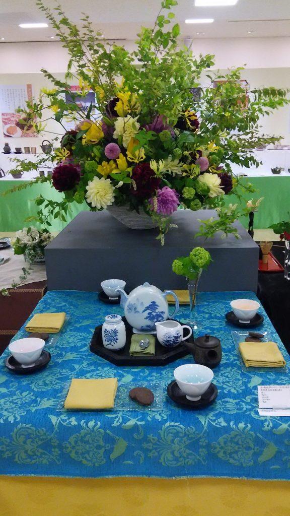 茶と器のコラボ