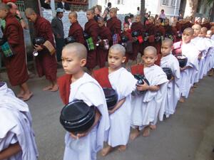 マンダレー ミャンマー第二の都市