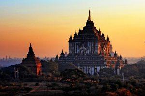 主要観光地を凝縮したおすすめコース - 神秘の国ミャンマー9日間