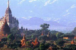 少ない日数で主要観光都市を巡るコース - 足早ミャンマーハイライト5日間